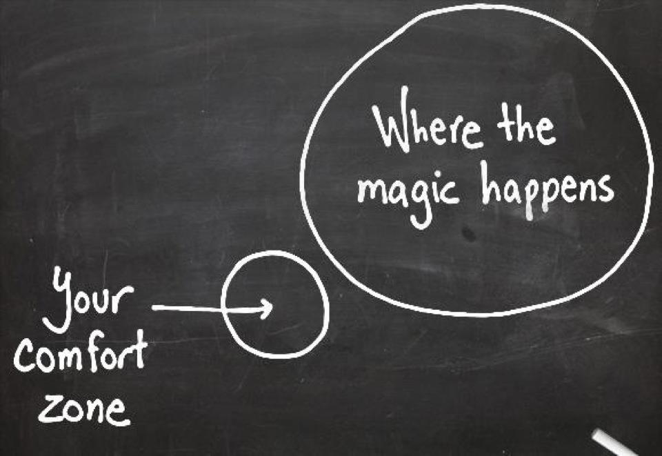 break free from your comfort zone the worry free life